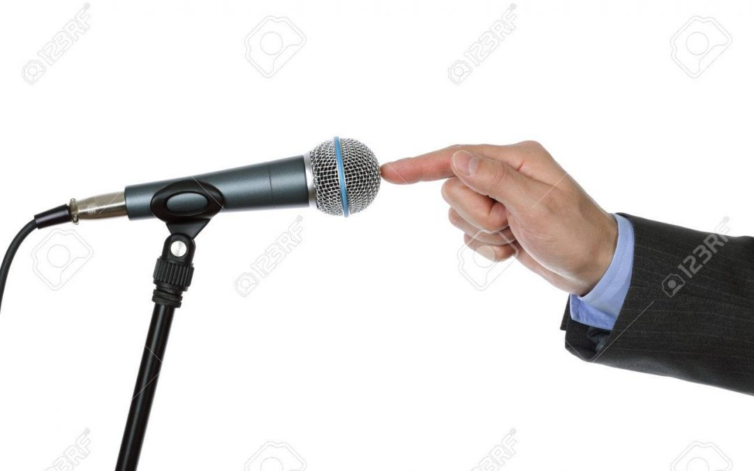 The Microphone is Always On